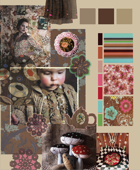 Random work from TEMPEL DESIGN - Hilde Tempelman | mood, colour, art direction | colour mood browns