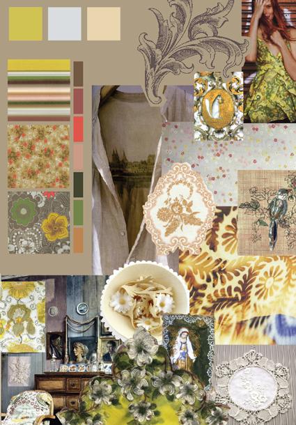 Random work from TEMPEL DESIGN - Hilde Tempelman   mood, colour, art direction   colour mood gold