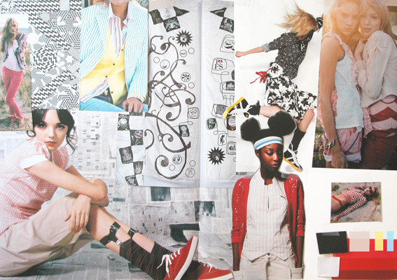 Random work from TEMPEL DESIGN - Hilde Tempelman | mood, colour, art direction | RFG summer mood