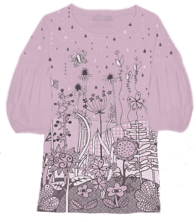 Random work from TEMPEL DESIGN - Hilde Tempelman | artworks & illustration | RFG T-shirt prints