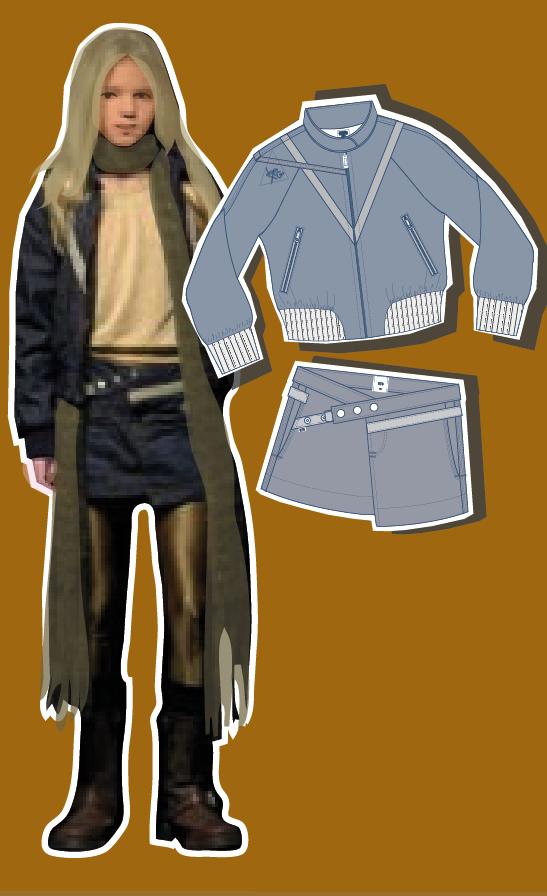 Random work from TEMPEL DESIGN - Hilde Tempelman | apparel design | rags for girls