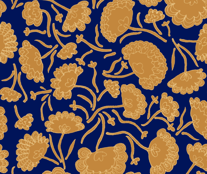 Random work from TEMPEL DESIGN - Hilde Tempelman | surface design & textile prints | mibu bloom