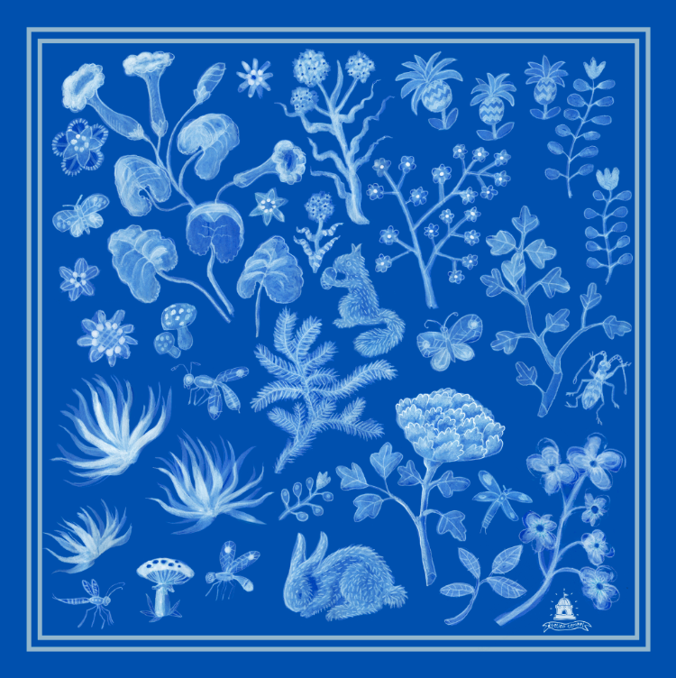Random work from TEMPEL DESIGN - Hilde Tempelman | surface design & textile prints | misty scarve