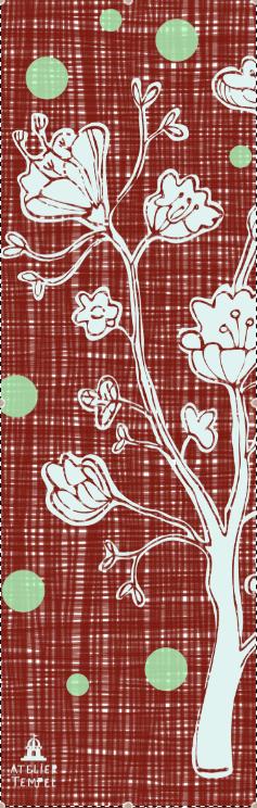 Random work from TEMPEL DESIGN - Hilde Tempelman | surface design & textile prints | happy tree scarve