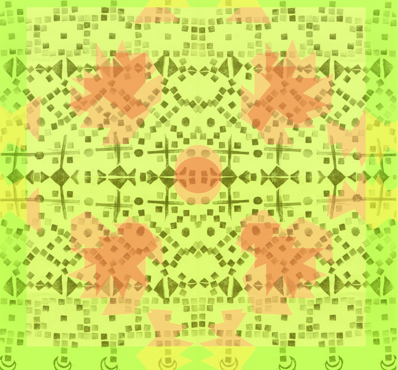 Random work from TEMPEL DESIGN - Hilde Tempelman | surface design & textile prints | plicplock scarve