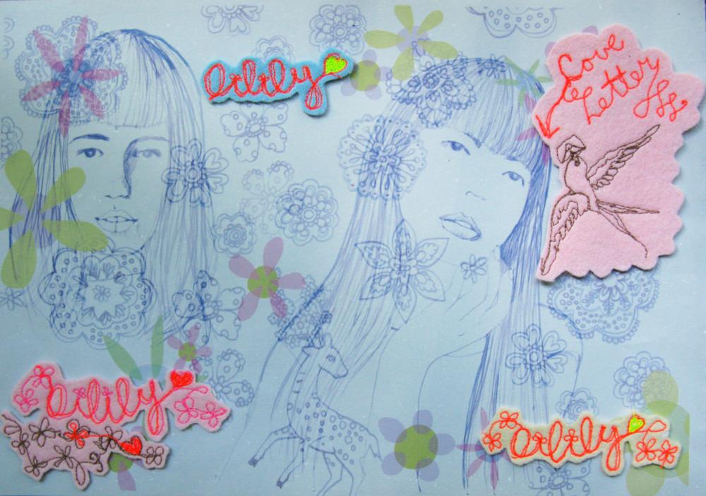 Random work from TEMPEL DESIGN - Hilde Tempelman   artworks & illustration   illustrations for stationary project