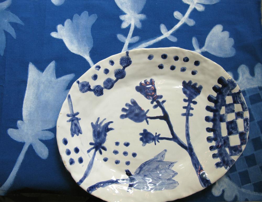 Random work from TEMPEL DESIGN - Hilde Tempelman | ceramics | big dish