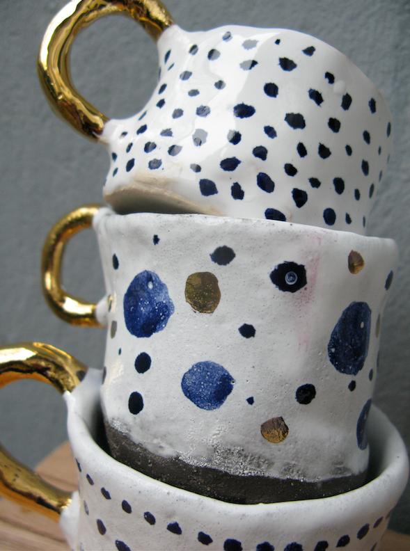Random work from TEMPEL DESIGN - Hilde Tempelman | ceramics | cups