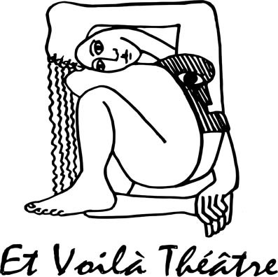 Random work from Rosella Fida | Illustrations | LOGO - ETVOILATHEATRE