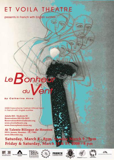 Random work from Rosella Fida | Illustrations | 2008, LE BONHEUR DU VENT - ETVOILATHEATRE