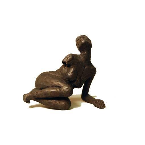 "Random work from Rosella Fida | Bronzes | NO ARM, 2010 bronze 1/8 -18x13x17cm -7""x5""x7"""