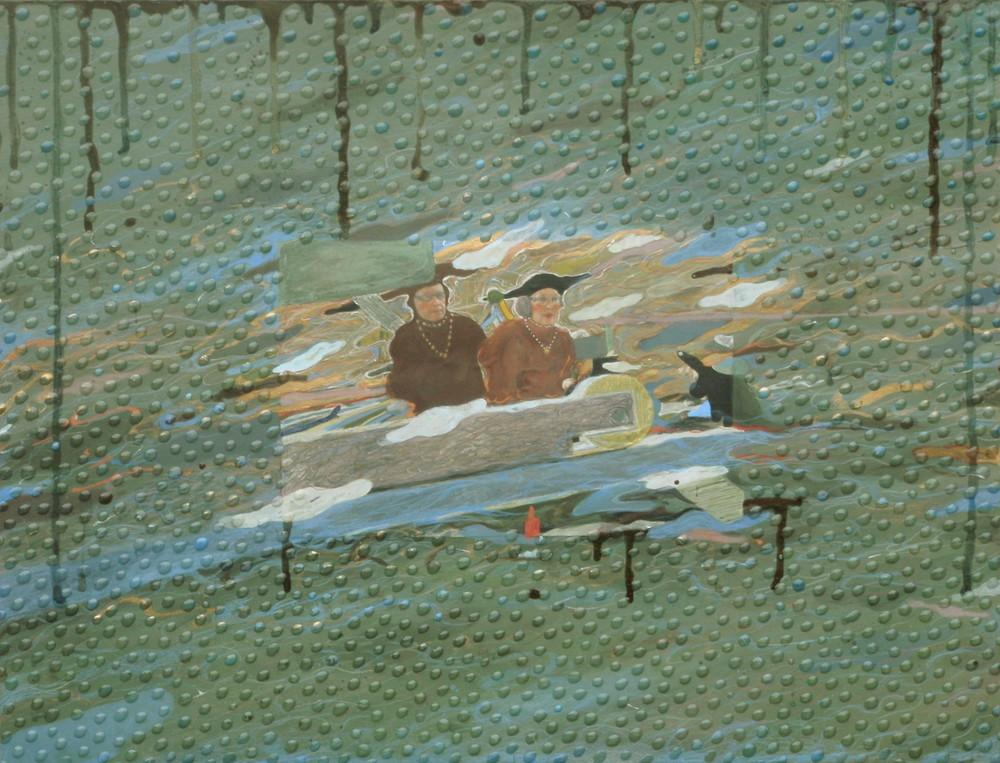 Random work from Mayumi Niiranen Hisatomi | Paintings   2011 | Very own episode