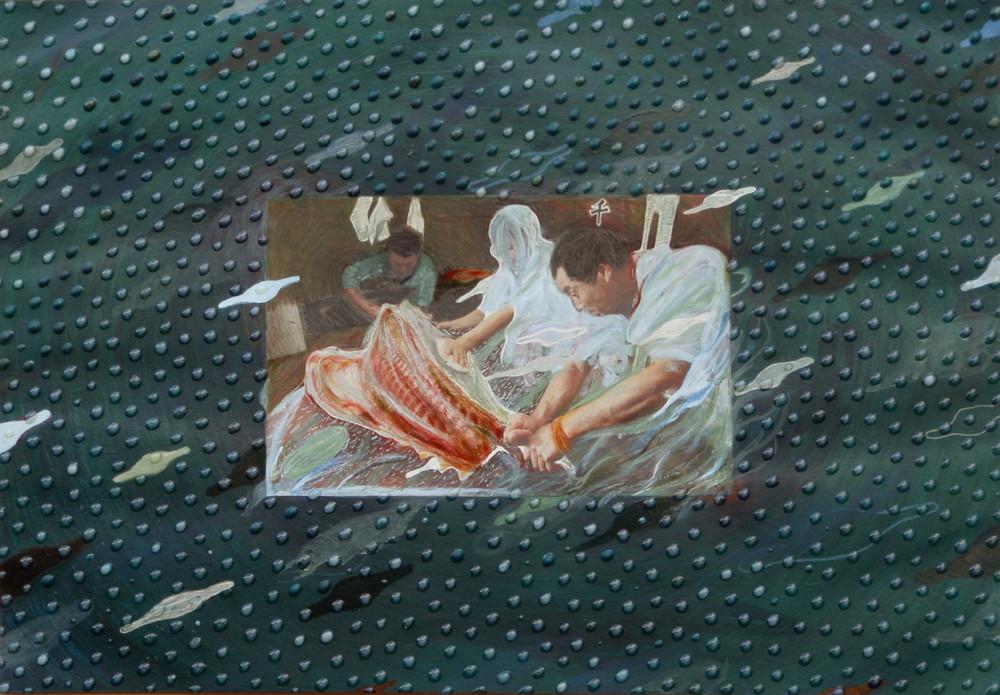 Random work from Mayumi Niiranen Hisatomi | Paintings  2010 | Life without fences
