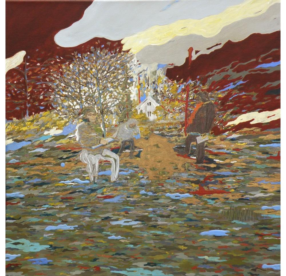 Random work from Mayumi Niiranen Hisatomi | Paintings   2011 | .