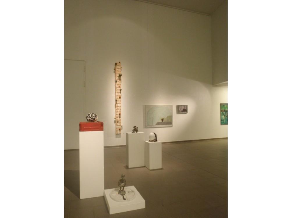 Random work from Mayumi Niiranen Hisatomi | Exhibition views  | PolArtK-2000- (The Kemi Art Museum,Kemi, Finland)