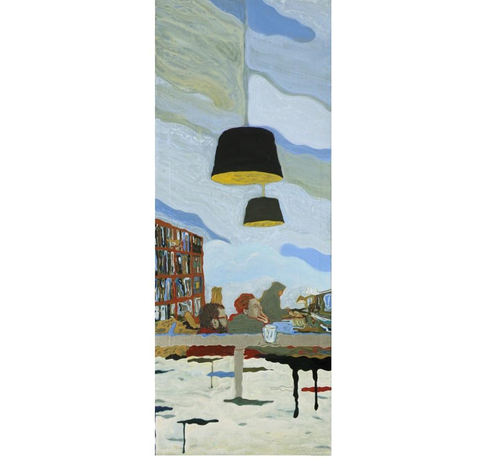 Random work from Mayumi Niiranen Hisatomi | Paintings   2011 | Blind room