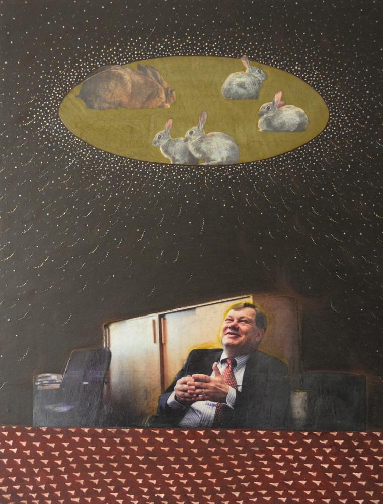 Random work from Mayumi Niiranen Hisatomi | Paintings  2008-2009 | His inner thoughts to the old memories