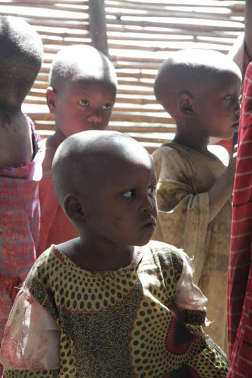 Random work from photos by caroline langevoord   portraits of east africa   masai school