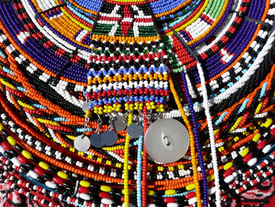 Random work from photos by caroline langevoord | portraits of east africa | beads
