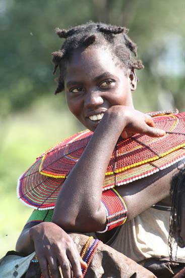 Random work from photos by caroline langevoord | portraits of east africa | pokot women (4)