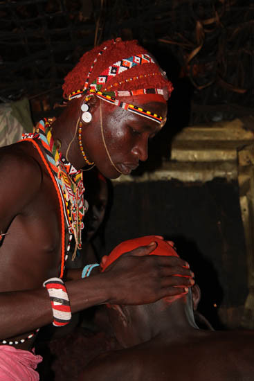 Random work from photos by caroline langevoord | portraits of east africa | masai warriors