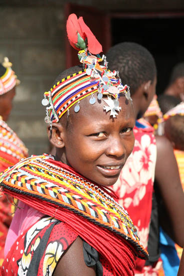 Random work from photos by caroline langevoord | portraits of east africa | samburu girl