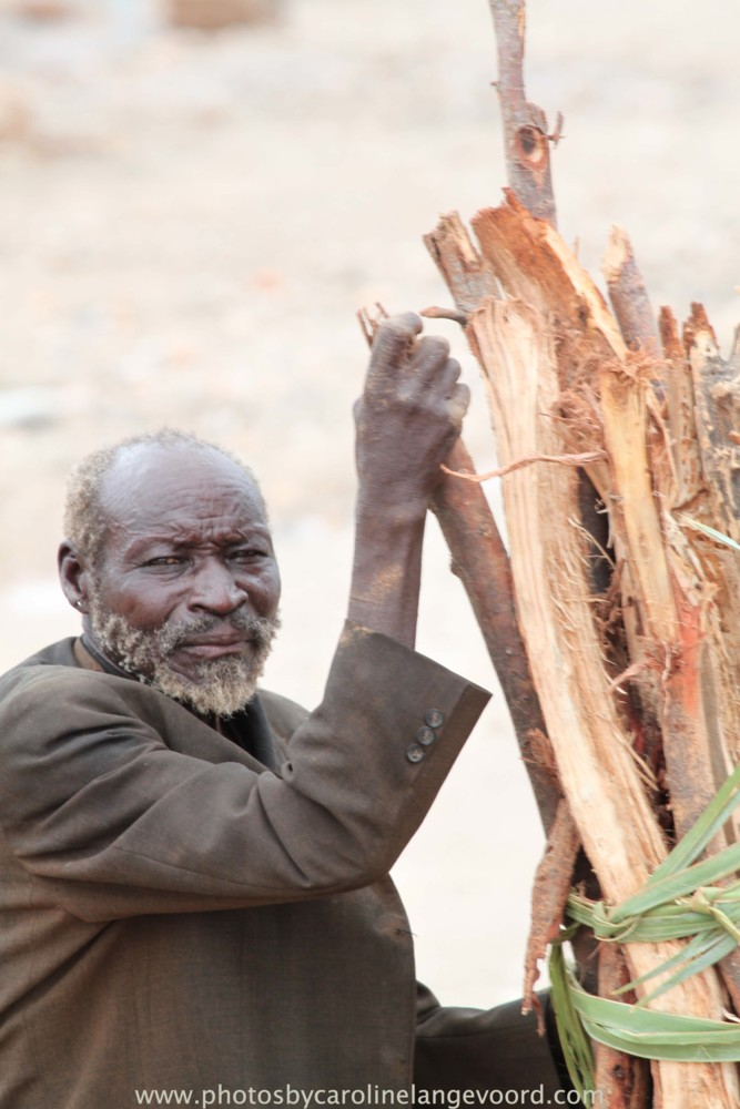 Random work from photos by caroline langevoord | portraits of east africa | turkana man
