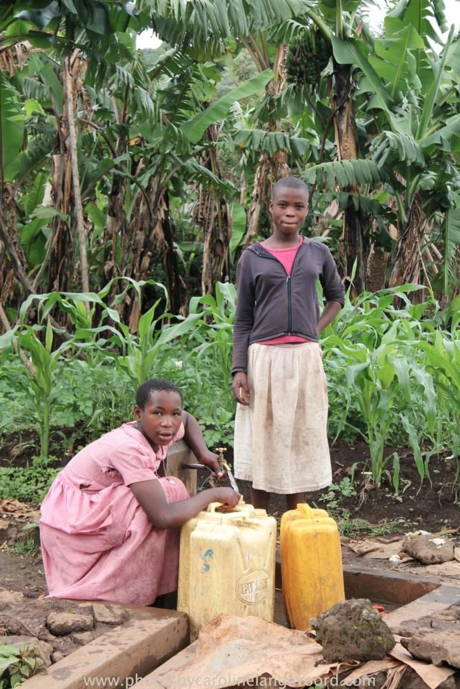 Random work from photos by caroline langevoord   portraits of east africa   getting water