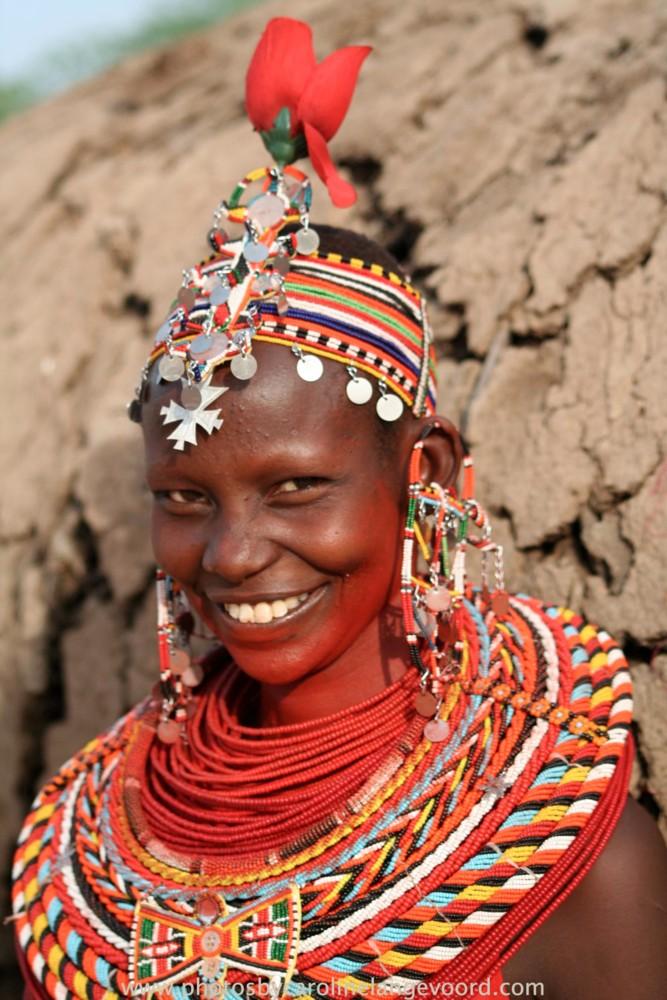 Random work from photos by caroline langevoord   portraits of east africa   samburu girl