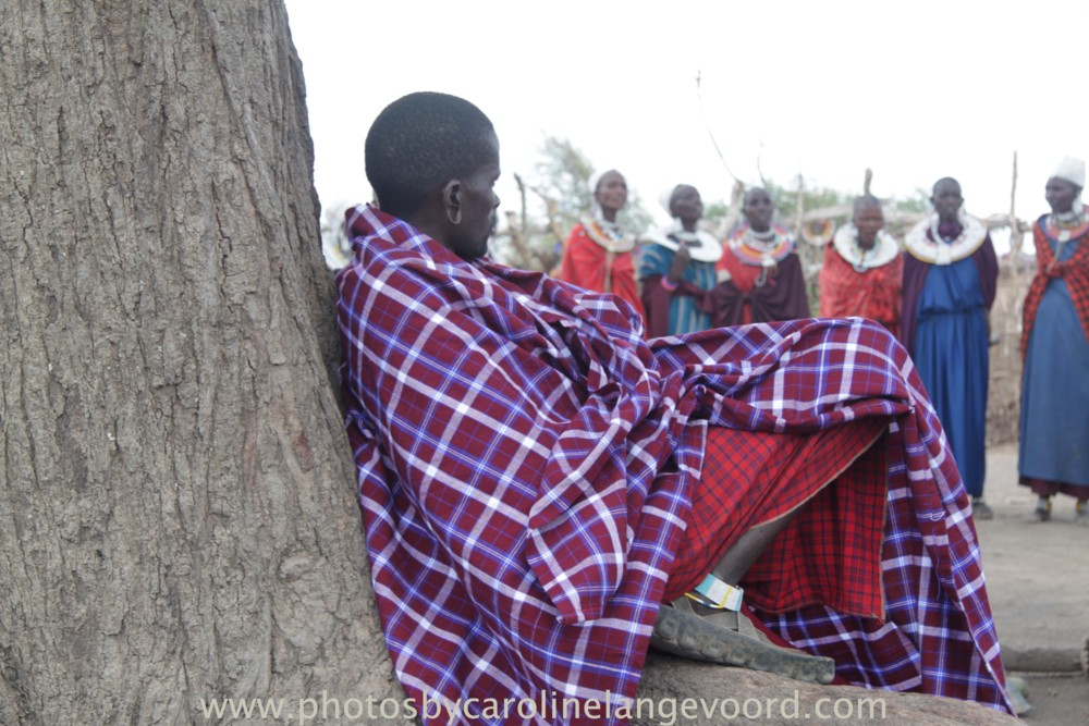 Random work from photos by caroline langevoord | portraits of east africa | masai village