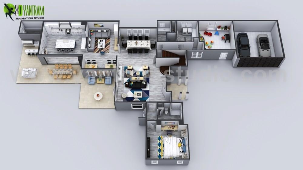 Yantram Studio – 3D Architectural