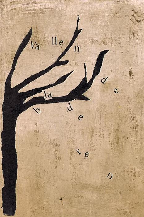 Random work from Eline Stalman | Vrij werk | Vallende bladeren