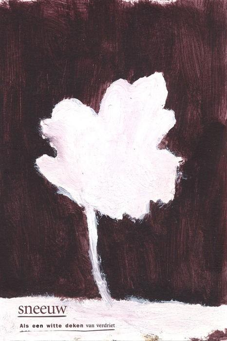 Random work from Eline Stalman | Vrij werk | Sneeuw