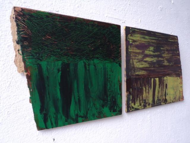 Random work from victor breton van groll | work then | 2011 #04