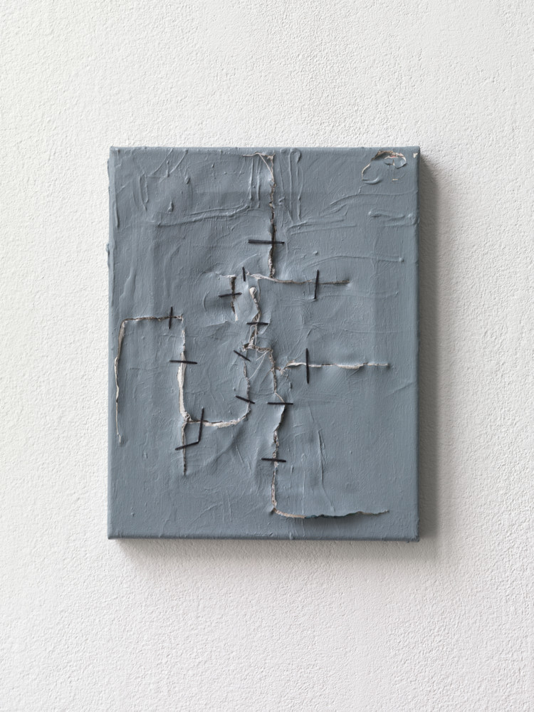 Random work from victor breton van groll | work then | 2014 #09