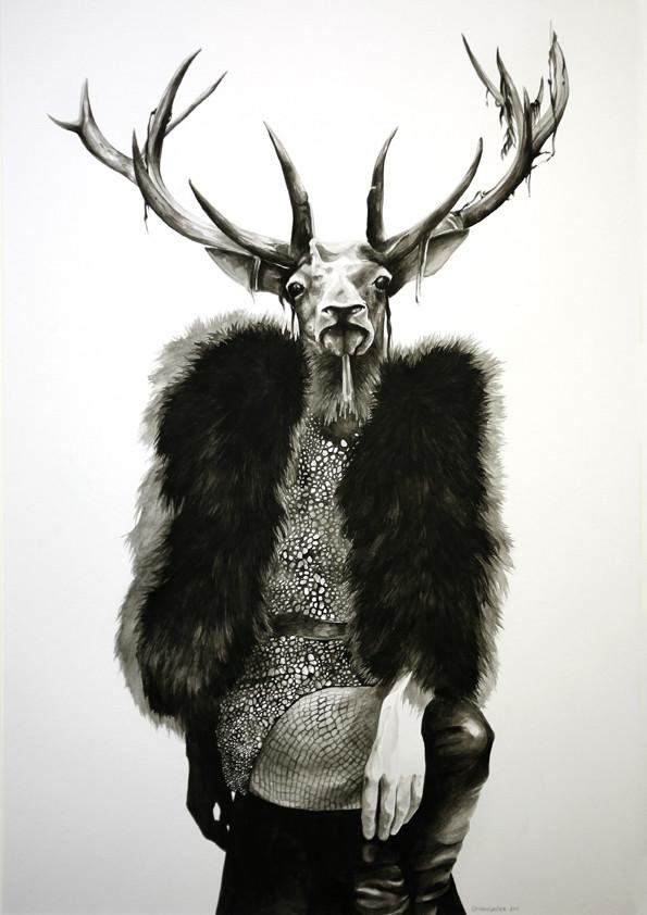 Random work from DEARHUNTER    NEW   hunted