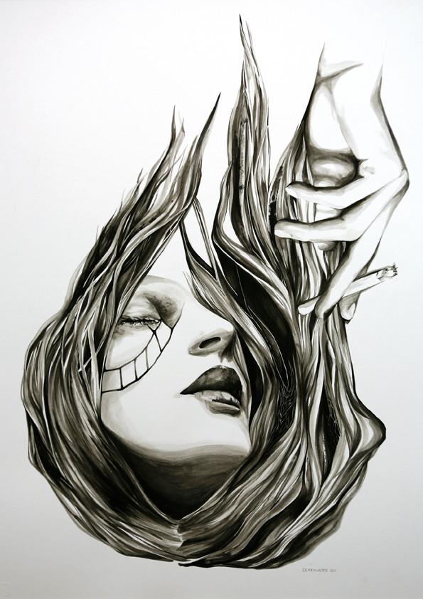 Random work from DEARHUNTER  | NEW | smoke