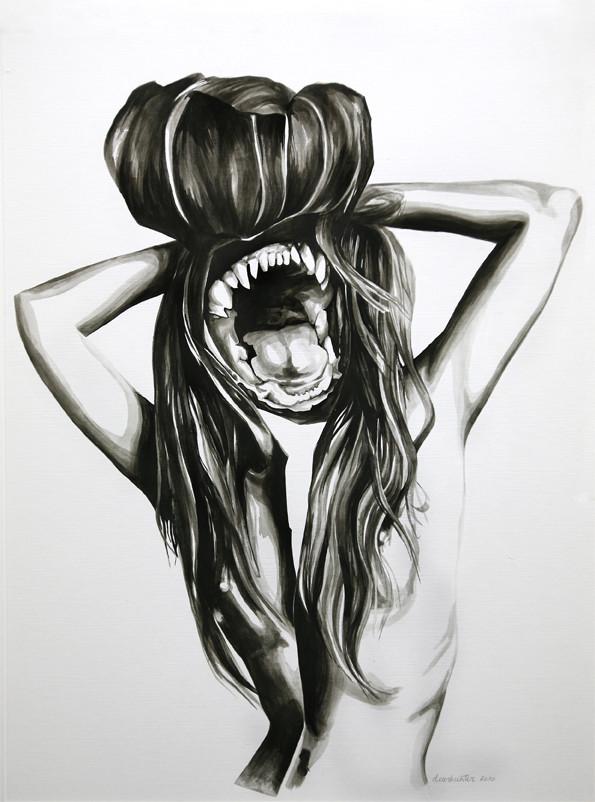 Random work from DEARHUNTER    NEW   scream