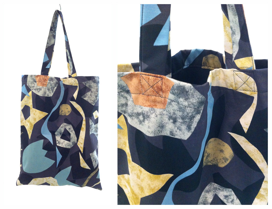 Random work from DEARHUNTER  | BAGS | DH 80's Geometric Shapes Bag