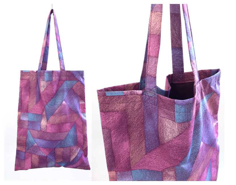 Random work from DEARHUNTER  | BAGS | DH Pink Tetris Bag