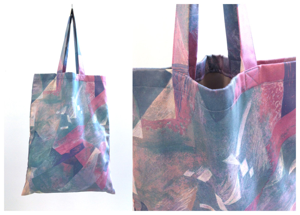 Random work from DEARHUNTER  | BAGS | DH Pastel Curtain Bag II