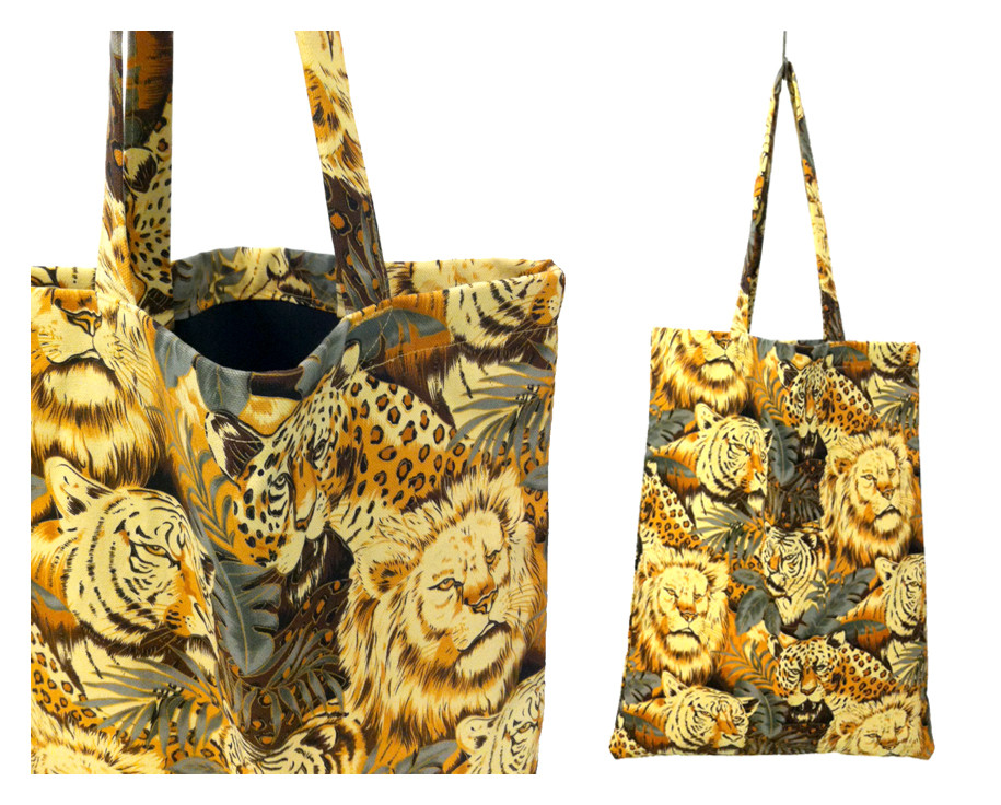 Random work from DEARHUNTER  | BAGS | DH Lions & Tigers Bag