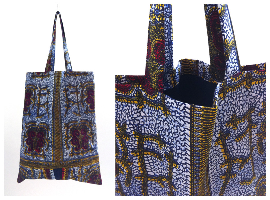 Random work from DEARHUNTER  | BAGS | DH African Print Bag