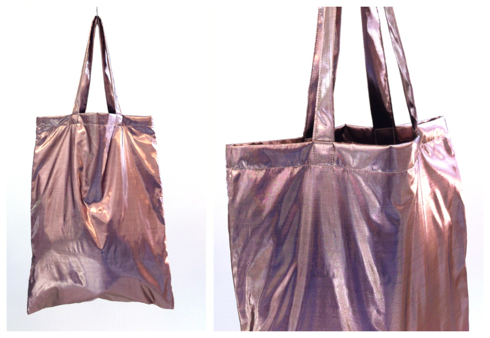 Random work from DEARHUNTER  | BAGS | DH Pink Metallic Bag