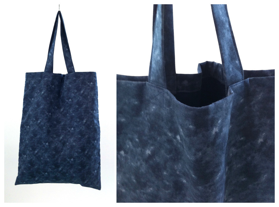 Random work from DEARHUNTER  | BAGS | DH 80's Curtain Print Bag