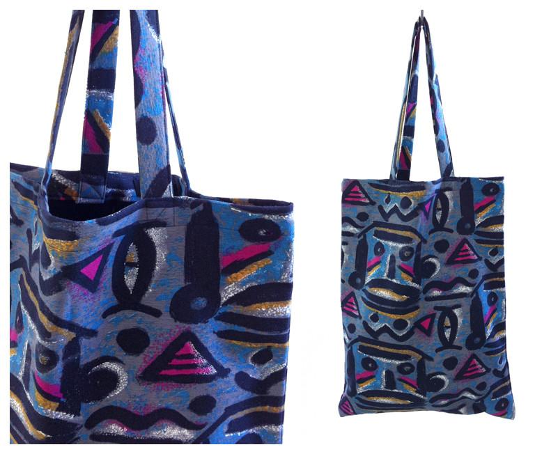 Random work from DEARHUNTER  | BAGS | DH Etnic Face Bag