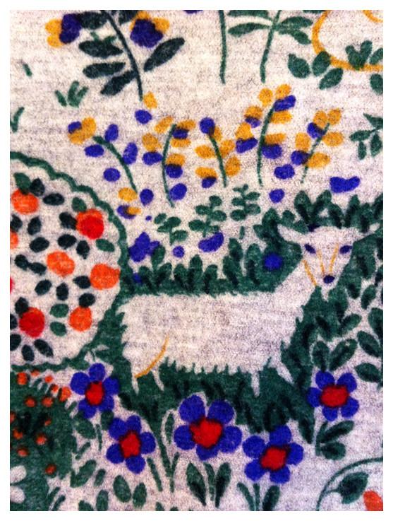Random work from DEARHUNTER  | PRINTS EXTRAORDINAIRE | Print Farm Animal Cardigan