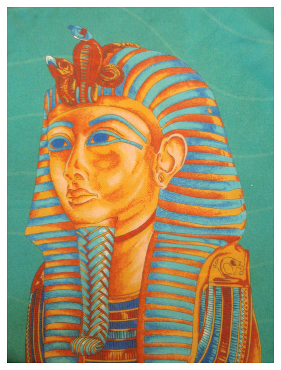 Random work from DEARHUNTER  | PRINTS EXTRAORDINAIRE | Print Egypt Scarf