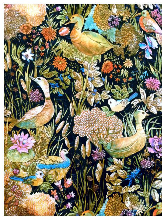Random work from DEARHUNTER  | PRINTS EXTRAORDINAIRE | Print Bird Jacket