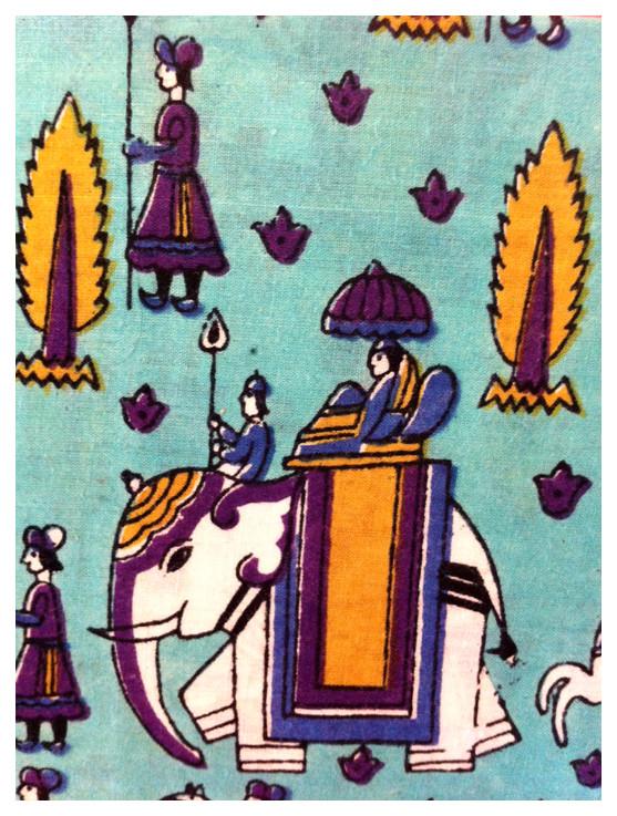 Random work from DEARHUNTER  | PRINTS EXTRAORDINAIRE | Print Elephant Parade Scarf